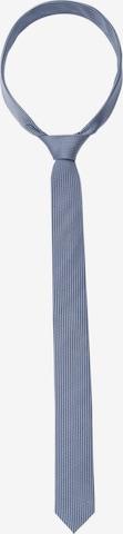 Cravate SEIDENSTICKER en bleu