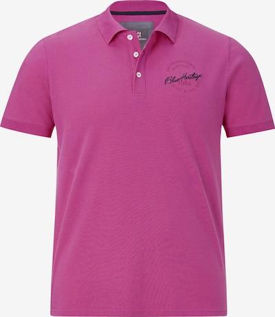 Jan Vanderstorm Poloshirt 'Ukko' in pink, Produktansicht