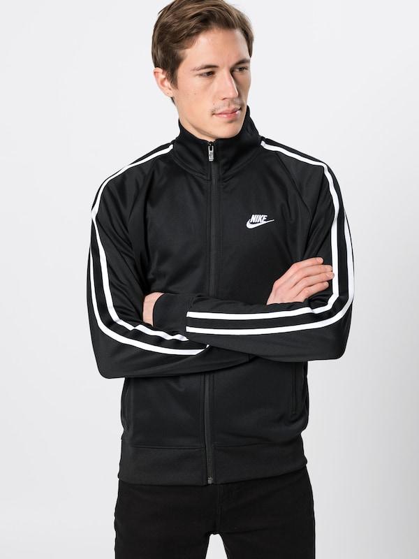 Mi Nike Sportswear En Veste saison Noir BrxoedC