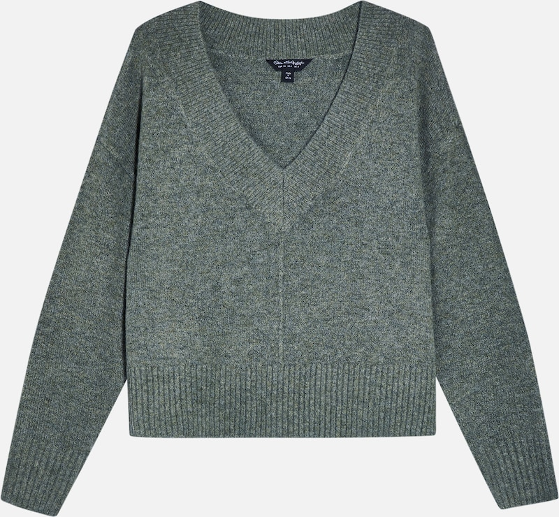 Miss Selfridge Pullover in khaki, Produktansicht