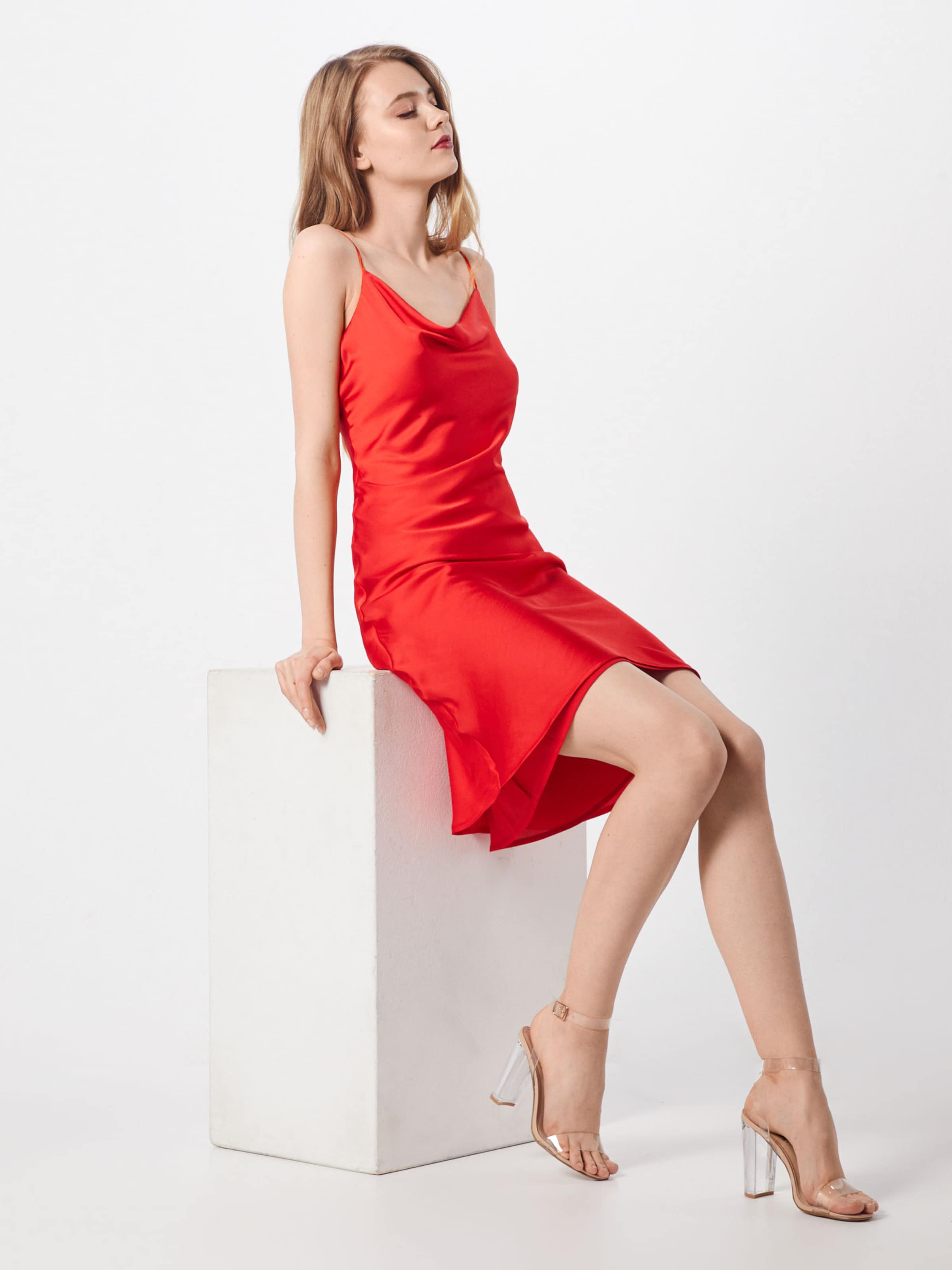'slip En Robe Rouge Bardot Dress' wkuOZlPiTX