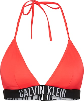 Calvin Klein Swimwear Bikinitop 'FIXED TRIANGLE-RP-N'