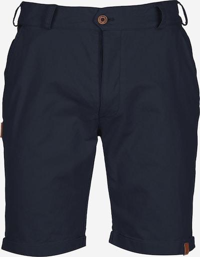 Alife and Kickin Shorts ' Pumpkin ' in dunkelblau, Produktansicht