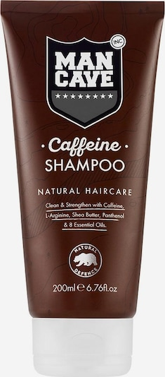 ManCave 'Caffeine Shampoo', Shampoo für Männer in braun, Produktansicht