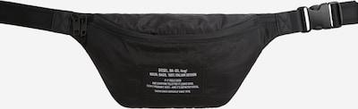 DIESEL Torbica za okrog pasu 'SUSEGANA F-SUSE' | črna barva, Prikaz izdelka
