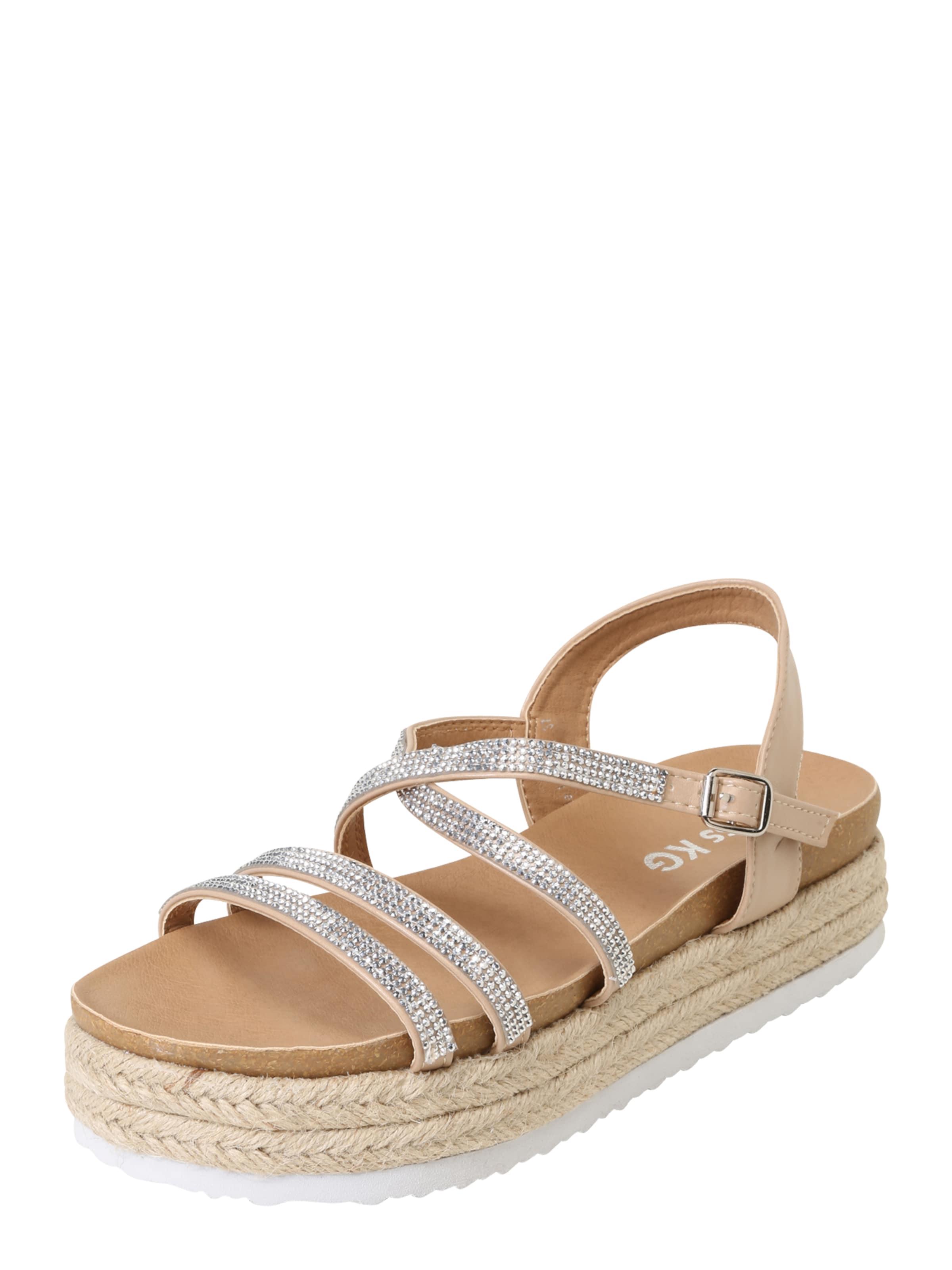 Miss KG Sandalette RAMONE Verschleißfeste billige Schuhe