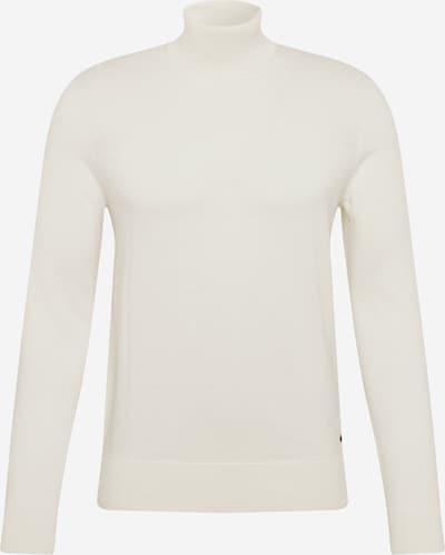 BOSS Pullover 'Aliberty' in weiß, Produktansicht