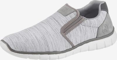 RIEKER Sneaker in hellgrau, Produktansicht