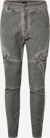 tigha Kargo hlače 'Nesto' | pegasto siva barva, Prikaz izdelka