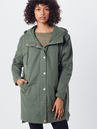 Soyaconcept Přechodný kabát 'SC-ENIGMA 1' - tmavě zelená, Model/ka