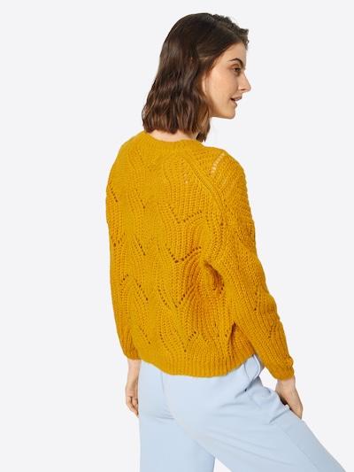 ONLY Džemperis pieejami dzeltens: Aizmugures skats