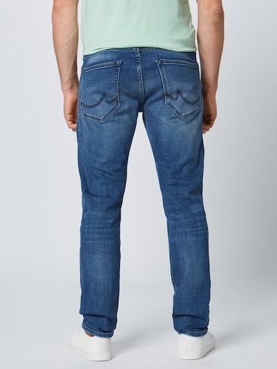 LTB Jeans 'HOLLYWOOD D' in de kleur Blauw denim: Achteraanzicht