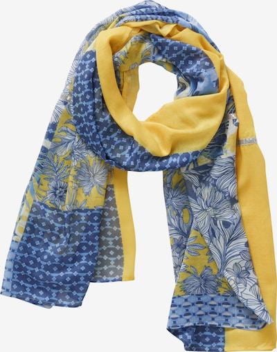 Betty Barclay Sommerschal mit Blumenprint in blau, Produktansicht