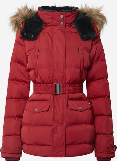 Pepe Jeans Veste d'hiver 'Almah' en rouge, Vue avec produit