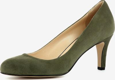 EVITA Damen Pumps BIANCA in grün, Produktansicht