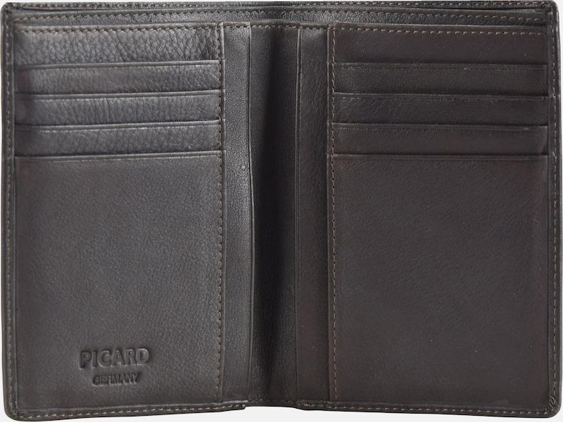 Picard Brooklyn Geldbörse Leder 9 cm