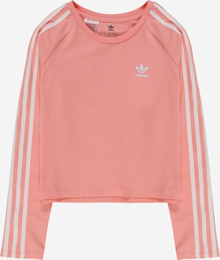 ADIDAS ORIGINALS Sport-Shirt '3STRIPES' in pink, Produktansicht