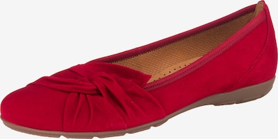 GABOR Slipper in rubinrot, Produktansicht