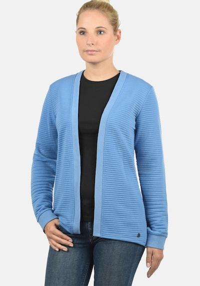 DESIRES Sweatjacke 'Jorid' in royalblau, Produktansicht