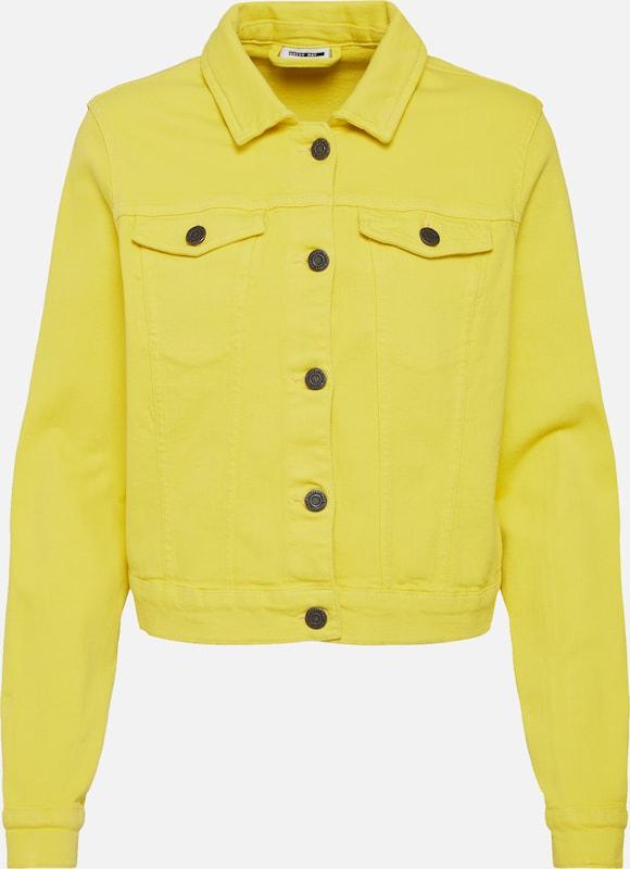 saison Color Mi Jaune Jacket' 'nmdora Ls May Denim Veste Noisy En jqc453ALRS