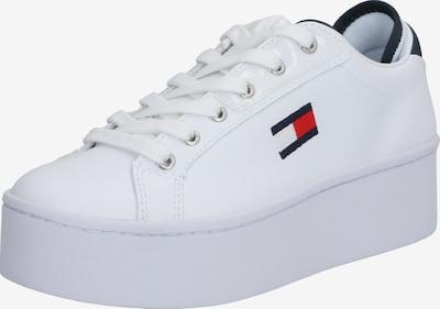 Tommy Jeans Sneaker in dunkelblau / rot / weiß, Produktansicht