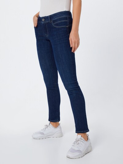 Pepe Jeans Jean 'NEW BROOKE' en bleu denim: Vue de face