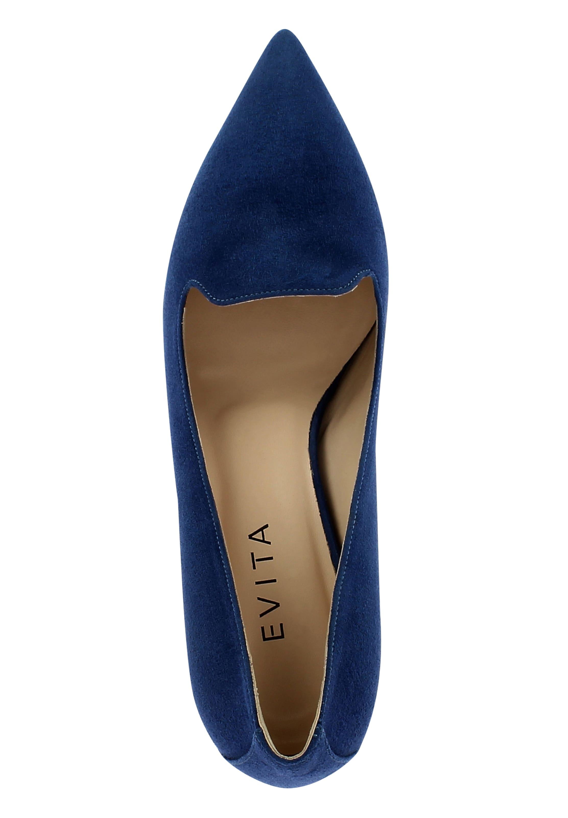Ciel En Evita Evita Bleu Escarpins 4L3j5AR