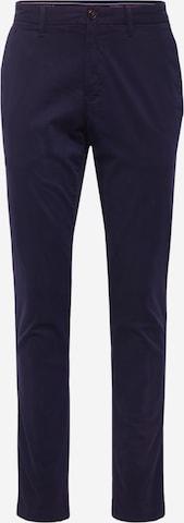 Pantalon chino TOMMY HILFIGER en bleu