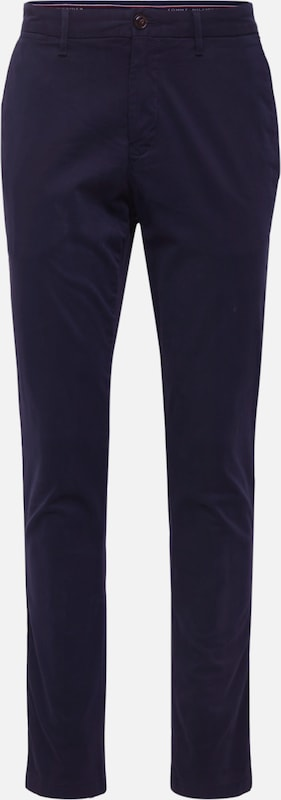 TOMMY HILFIGER Chino in de kleur Navy, Productweergave