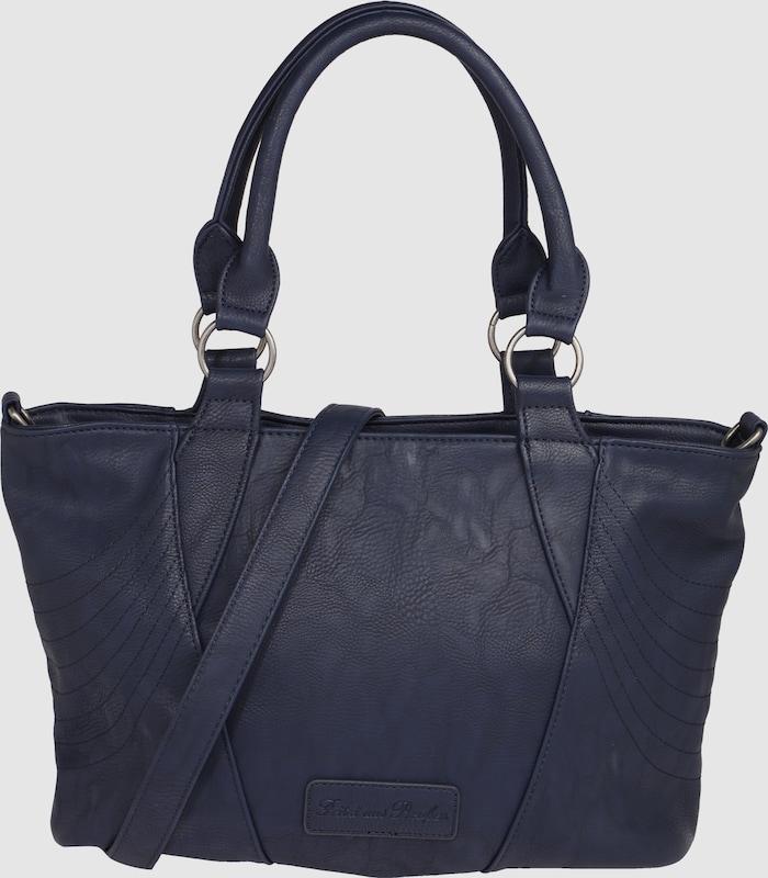 fritzi aus preu en handtasche 39 pilar 39 in blau about you. Black Bedroom Furniture Sets. Home Design Ideas