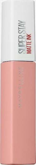 MAYBELLINE New York Lippenstift 'Superstay Matte Ink' in rosé, Produktansicht