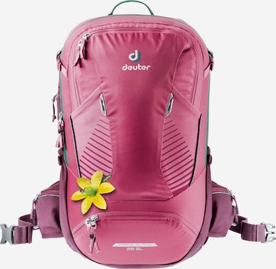 DEUTER Fahrradrucksack 'Trans Alpine' in pink, Produktansicht