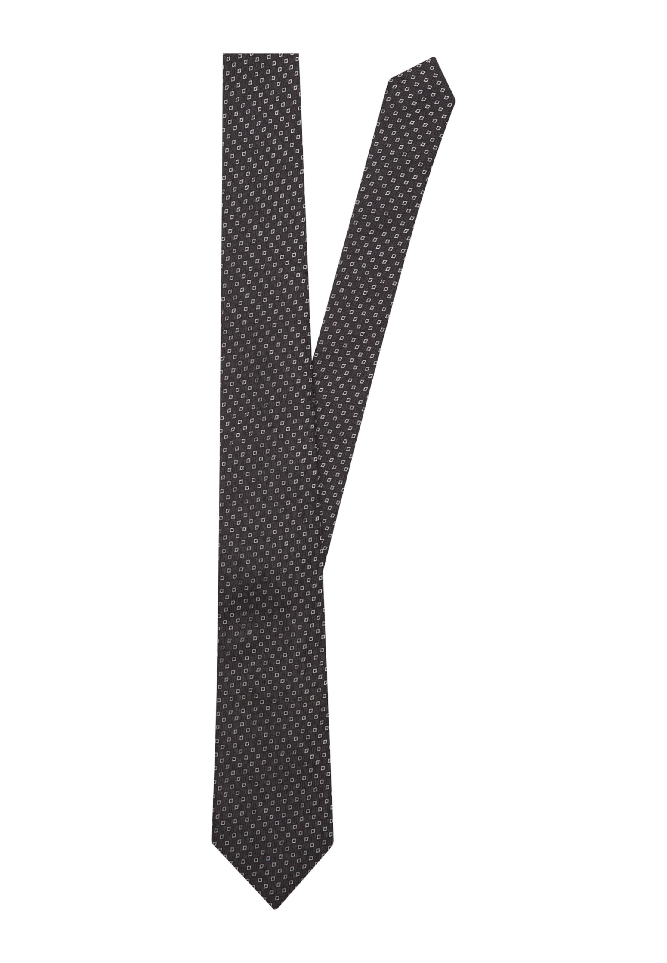 En Seidensticker Noir 'schwarze Rose' Cravate E2WD9YIH