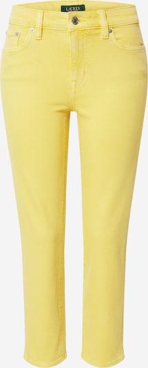 Lauren Ralph Lauren Jeans in gelb, Produktansicht
