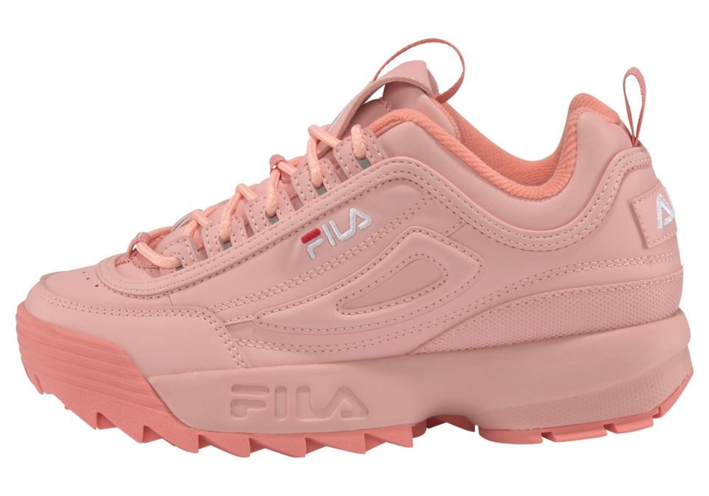 FILA Låg sneaker i rosa