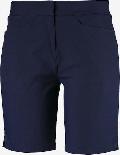 PUMA Sportbroek 'Pounce' in de kleur Donkerblauw, Productweergave