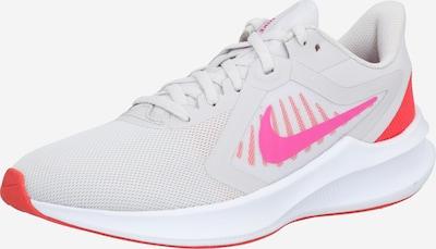 NIKE Sportschuhe 'Downshifter 10' in pink / rot / weiß, Produktansicht