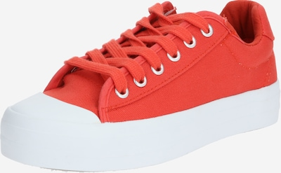 SELECTED FEMME Sneaker 'SIMONE' in cranberry, Produktansicht