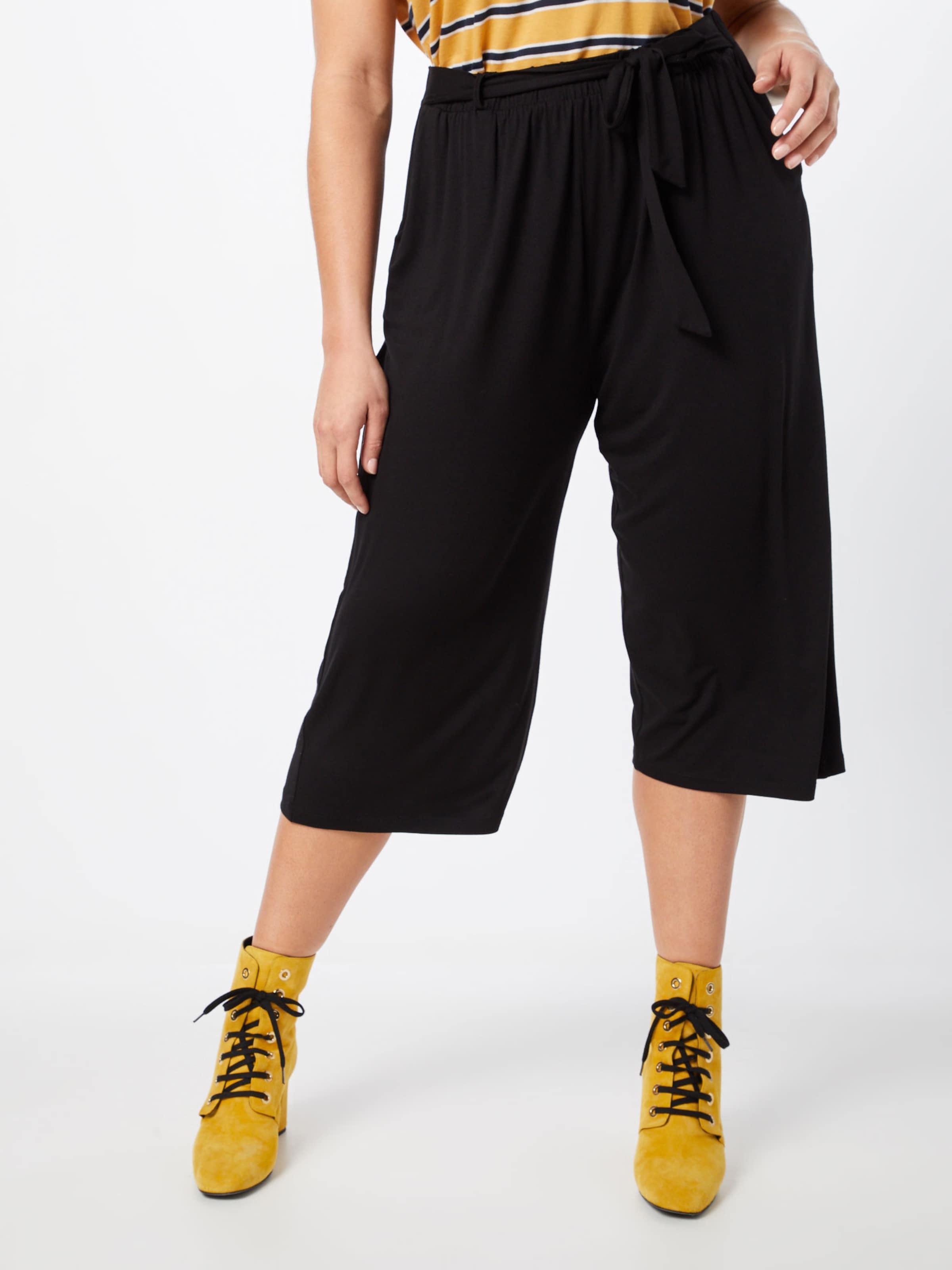 Pantalon About Curvy Noir 'fenja' You En nm0N8vwO