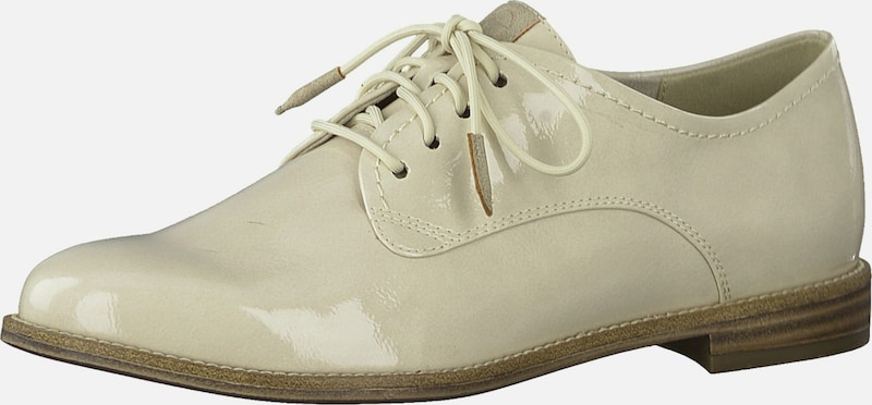 TAMARIS Halbschuh in beige creme | ABOUT YOU