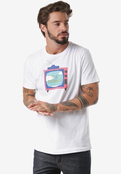 Iriedaily Shirt in de kleur Gemengde kleuren / Wit: Vooraanzicht