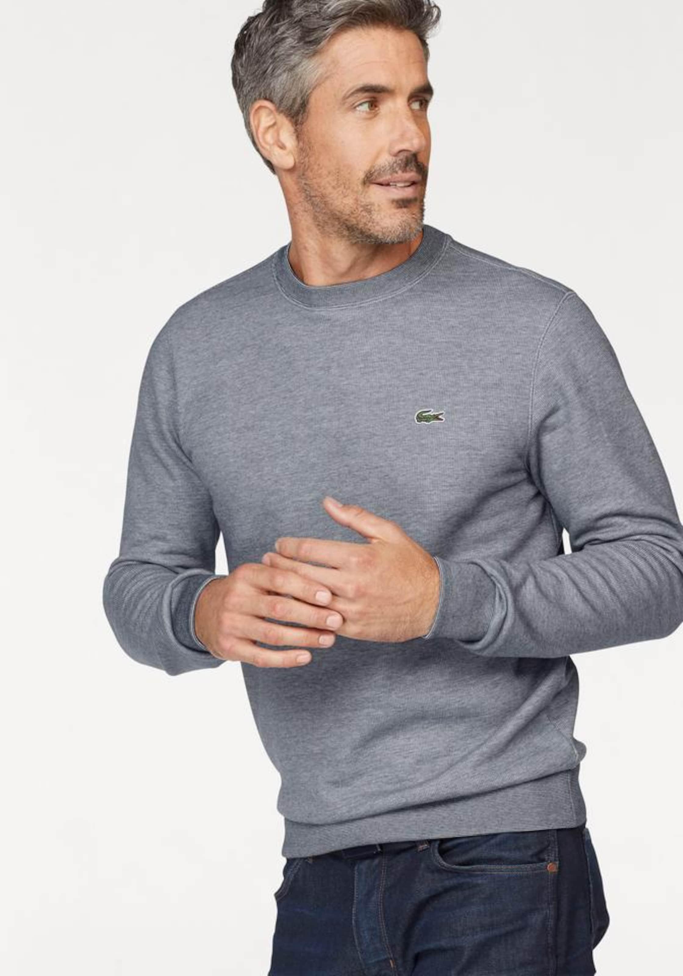 LACOSTE Sweatshirt 'SH3296' Zum Verkauf Günstigen Preis Aus Deutschland Am Billigsten Abstand Rabatt KM1P1NAdO