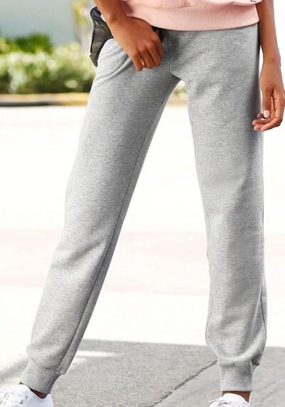 BUFFALO Kalhoty - šedý melír, Model/ka