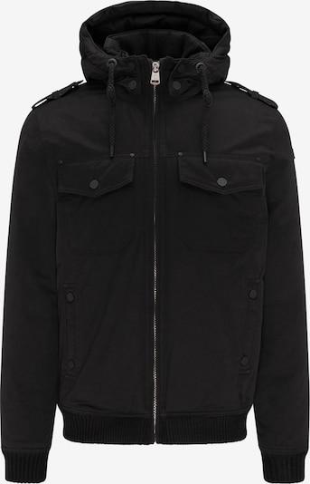 DREIMASTER Winterjas in de kleur Zwart, Productweergave