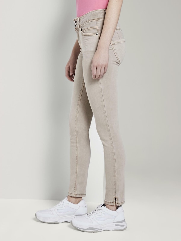 TOM TAILOR Jeans in camel, Modelansicht