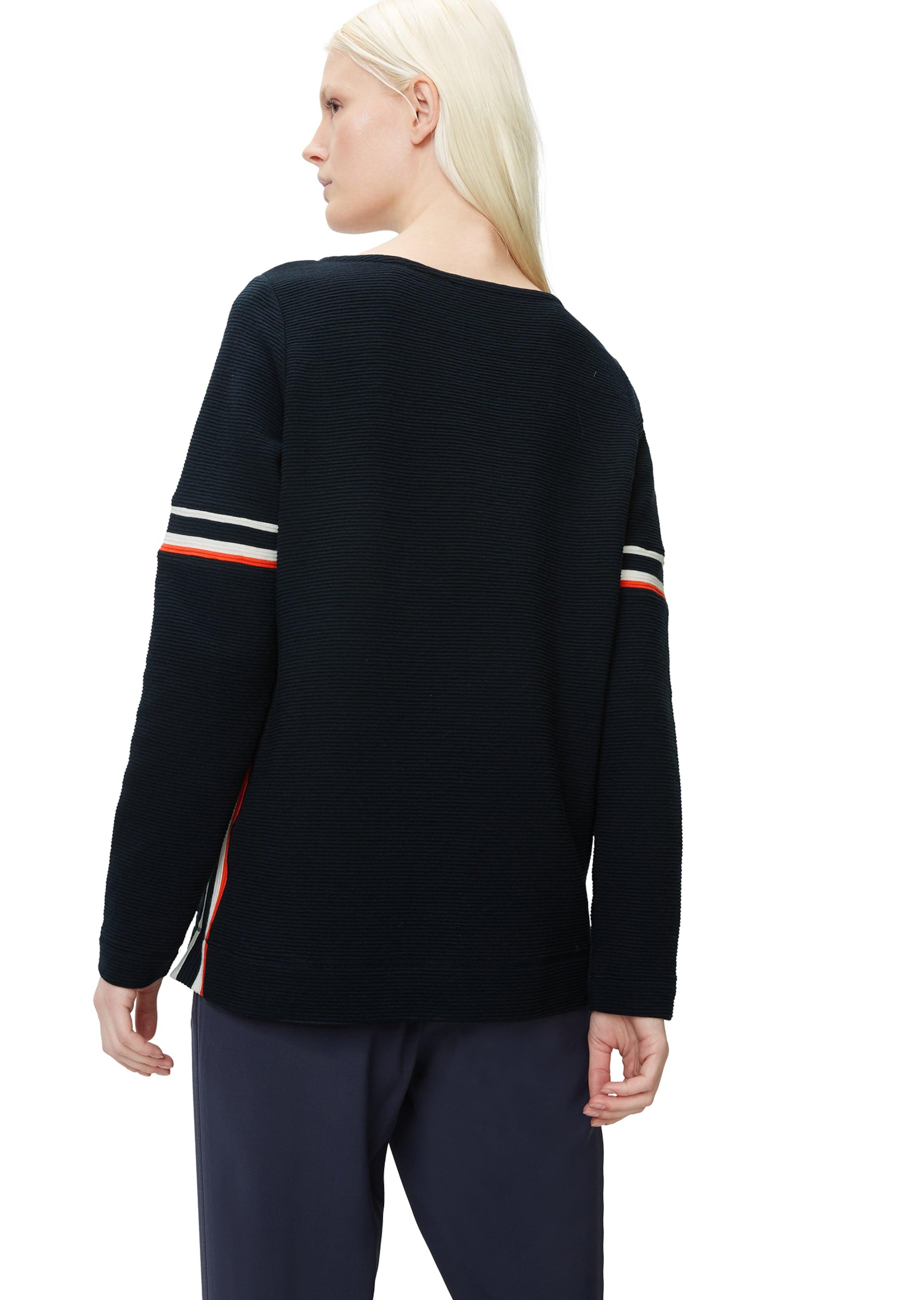 In Sweatshirt Schwarz Marc O'polo wXuTOkZliP