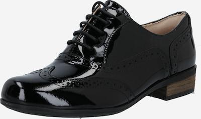 CLARKS Šněrovací boty - černá, Produkt
