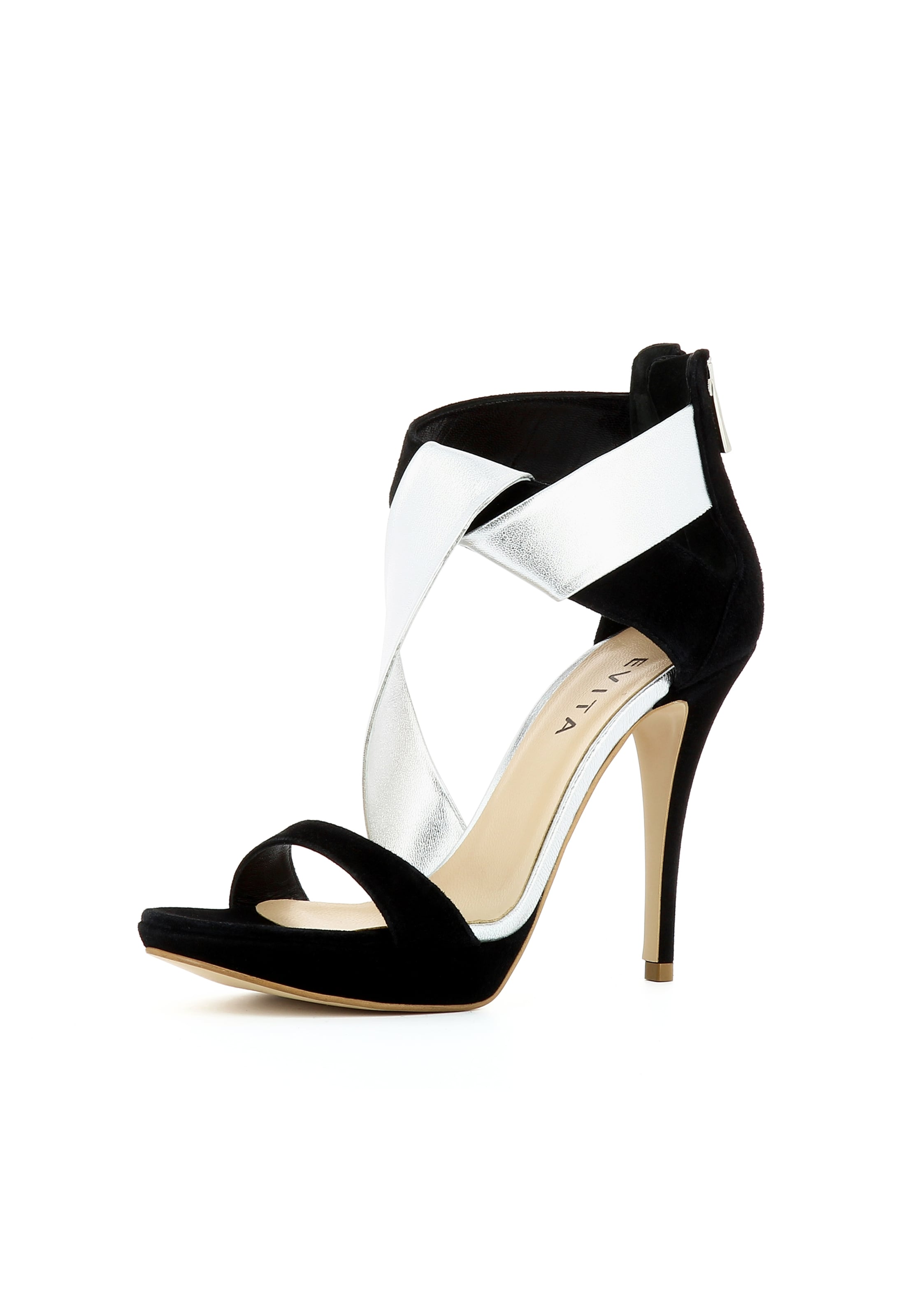 Haltbare Mode billige Schuhe EVITA | Damen Sandalette Schuhe Schuhe Schuhe Gut getragene Schuhe e88ad9