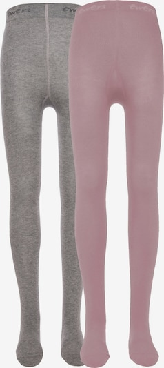 EWERS Tights in grey mottled / rose, Item view