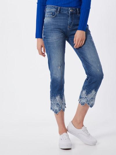 Desigual Jeans 'HAWIBIS' in blue denim, Modelansicht